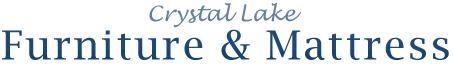 Crystal Lake Furniture & Mattress Logo